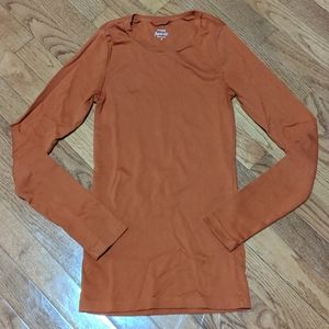 """J.CREW Slim """"Perfect Fit"""" Long Sleeve Tee size S"""